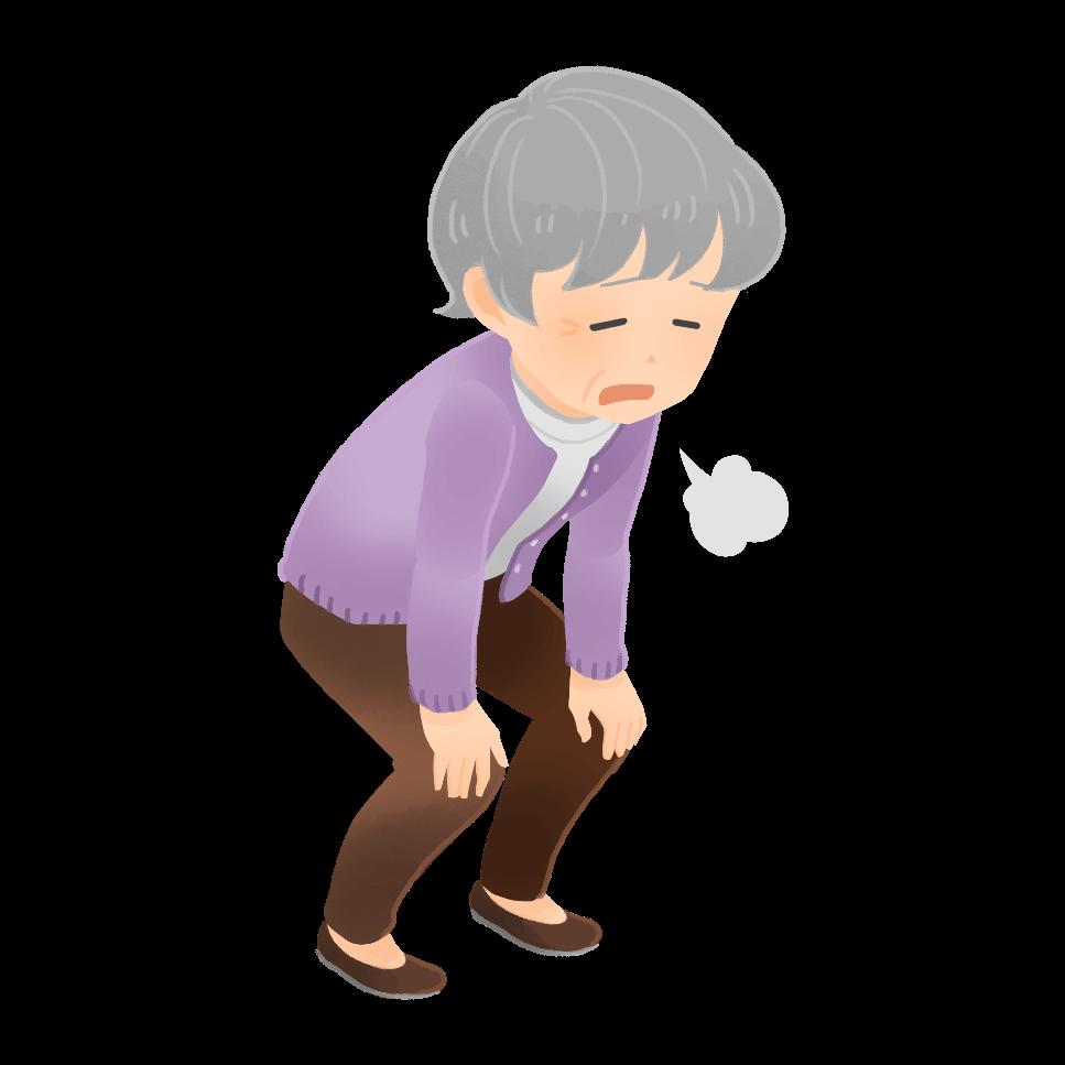 高齢者の低栄養の原因