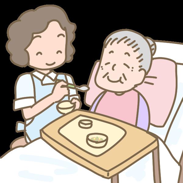 嚥下機能の評価別の食事形態