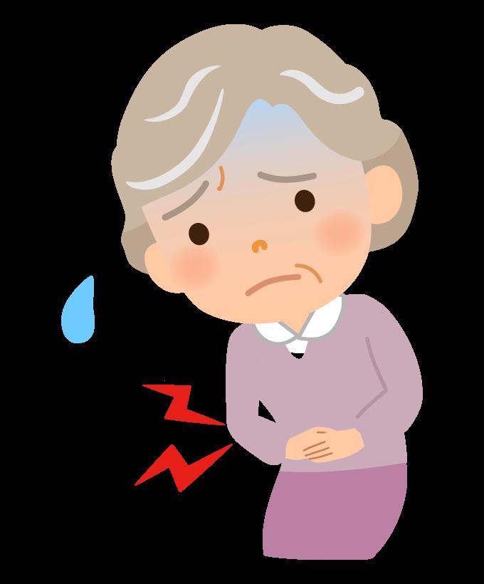 下痢の原因と高齢者がなりやすい理由