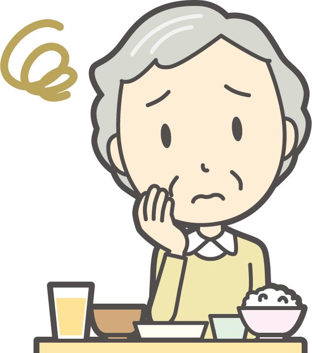 高齢者が食事を食べない|原因と対処法について解説