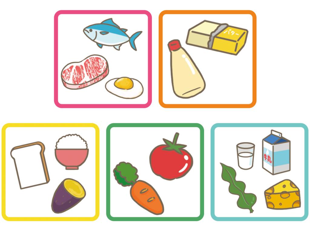 健康を維持するためのバランスのとれた食事とは?食事献立例も紹介ご高齢の方