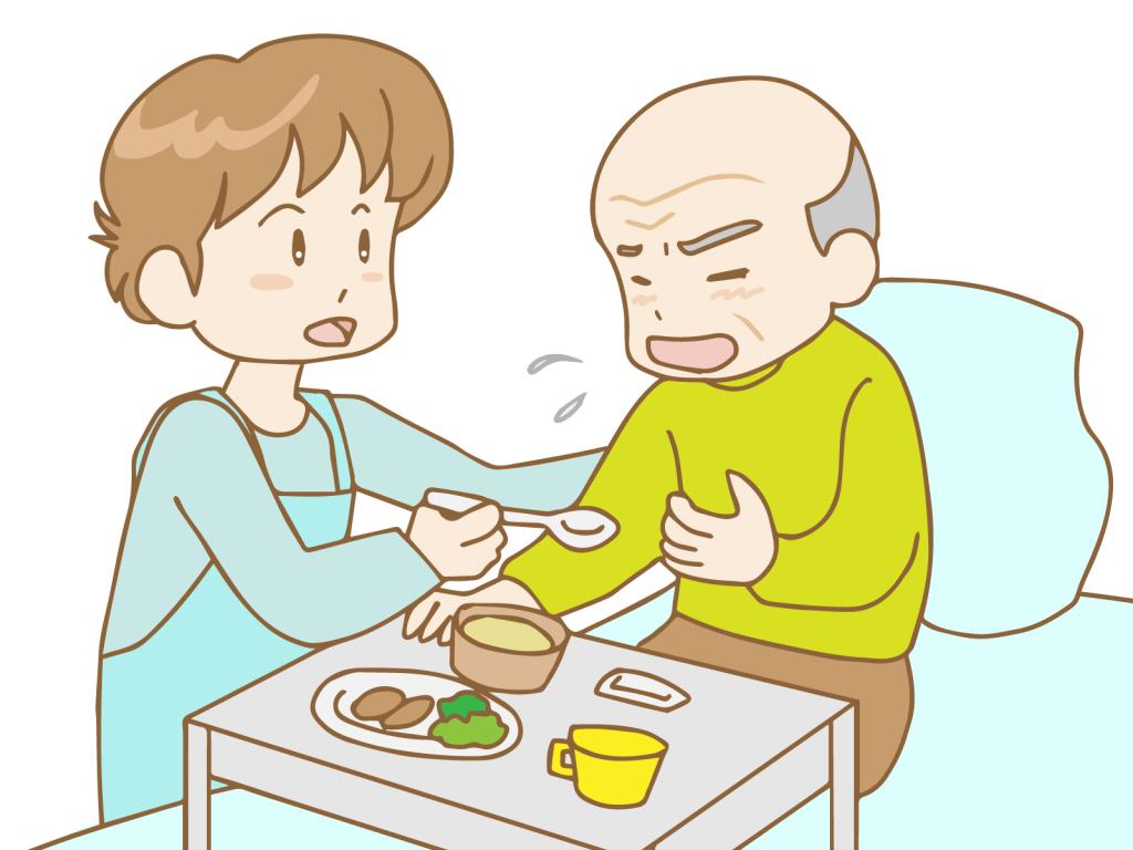 食事介助の注意点とは丨正しい食事介助の方法を詳しく説明