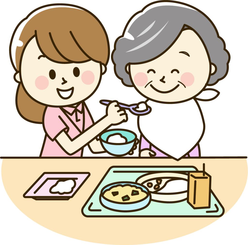 食事介助の適切な時間は?介助の時間配分について解説