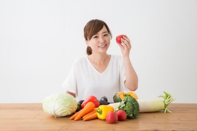 抗酸化作用ってなに?食事で老化予防ができる!?
