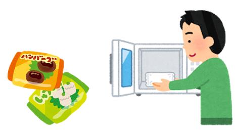 栄養を損なわない冷凍食品だからできる、宅配の食事活用法
