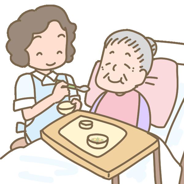 口内炎は塗り薬やパッチで痛みを軽減!食事介助に大切なこと