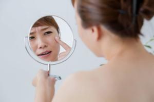 肌が老化する原因