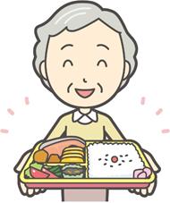 宅配弁当も活用してバランスのいい食生活を