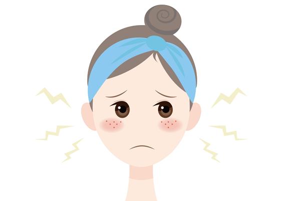 顎にできやすい!?大人ニキビの原因と対処法