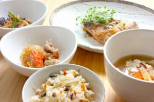 高齢者の食事の問題点