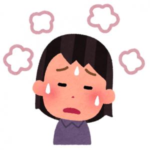 熱中症のメカニズム