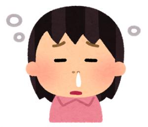 花粉症の症状
