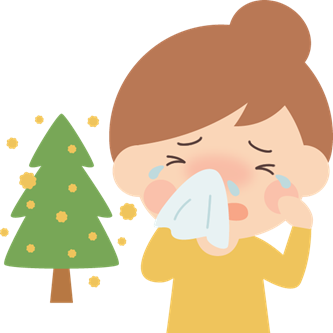 花粉症はなぜ起こるの?