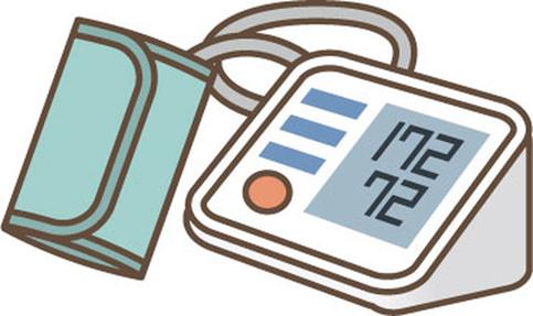高血圧が原因で起こる病気について