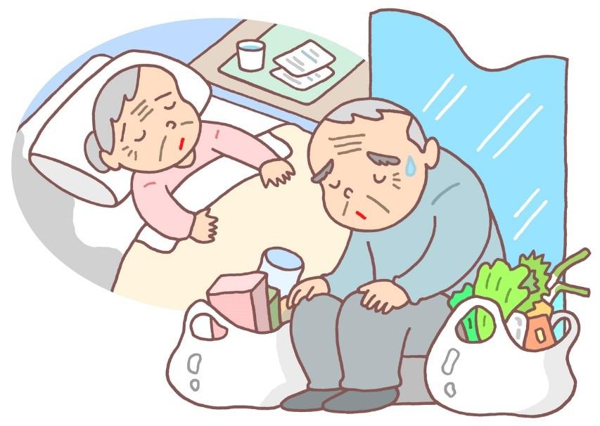 老老介護の問題点